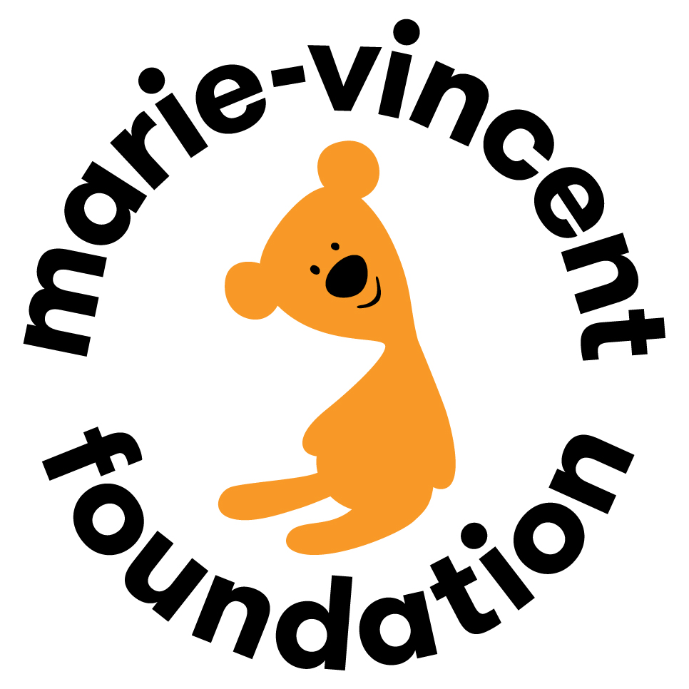 Logo Fondation Marie-Vincent - Anglais