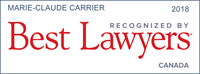 best-lawyers-2018-marie-claude-carrier